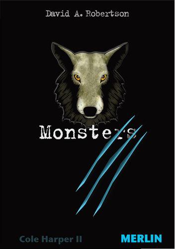 David A. Robertson - MONSTERS